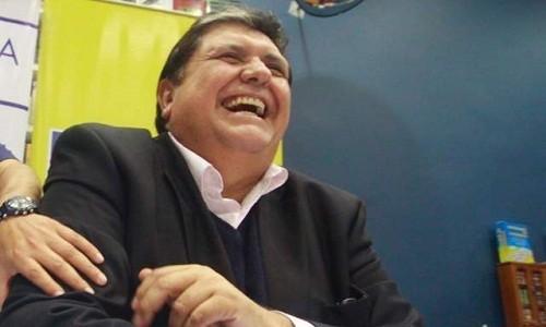 Alan García: empresa que logró licitación en su segunda gestión le dio 60 mil dólares por conferencia