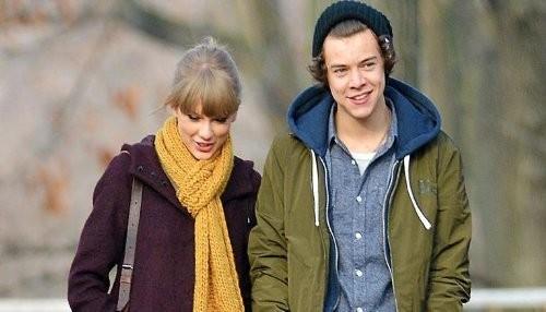 Taylor Swift y Harry Styles coincidirán en los Kids' Choice Awards 2013