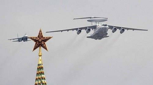 Rusia desarrollará aviones de guerra electrónica