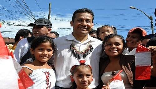 Ollanta Humala se reunirá con alcaldes provinciales del país