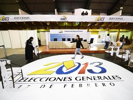 Elecciones en Ecuador: 130 mil ecuatorianos votan en España