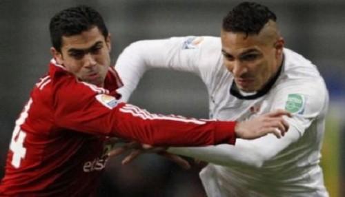 Corinthians igualó 2-2 ante Palmeiras