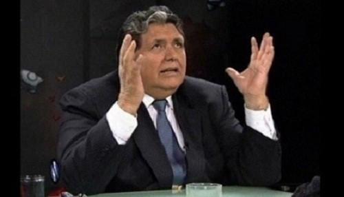 Alan García al presidente Humala: no voy a pelear con usted, primero están las obras