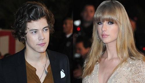 Harry Styles: Taylor Swift es una chica dulce