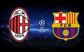 Liga de Campeones: Milan vs Barcelona 2:45 (hora peruana)