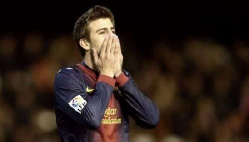 Gerard Piqué: 'Tenemos que mejorar en el Camp Nou'