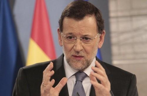 Mariano Rajoy sobre crisis: haré lo necesario para que no caiga ninguna comunidad autónoma