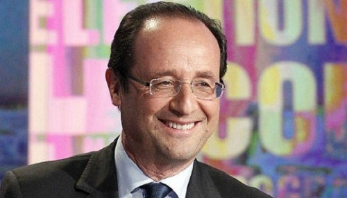 Francois Hollande proximamente visitará el Perú