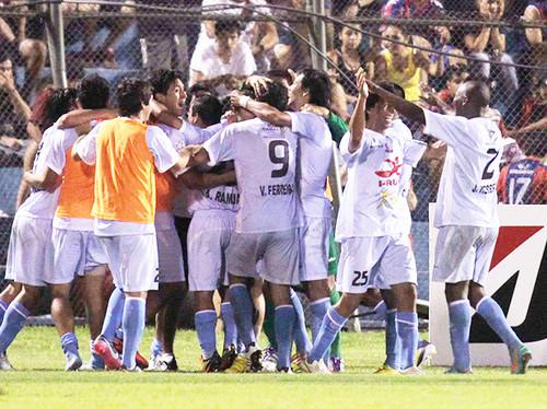 Real Garcilaso es líder del grupo 6 en la Copa Libertadores