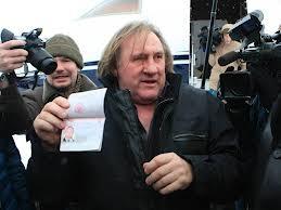 Gerard Depardieu reside oficialmente en la calle de La Democracia, en Rusia