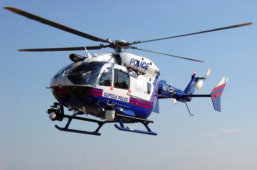 Se integrarán cuatro nuevos helicópteros en la Policía Nacional del Perú