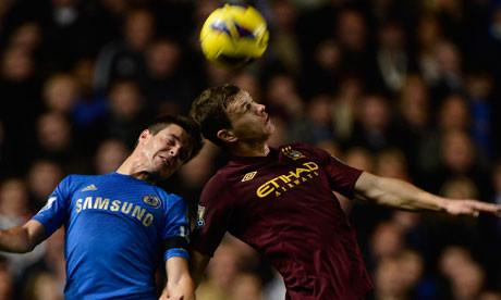 Premier League: Manchester City superó 2 a 0 al Chelsea
