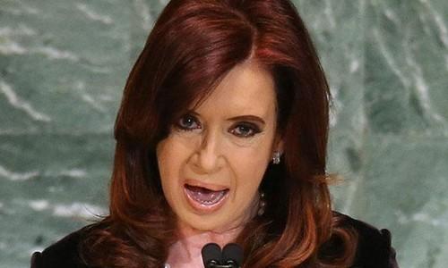Diario inglés: la reina Cristina Fernández sufre por el estancamiento económico de Argentina