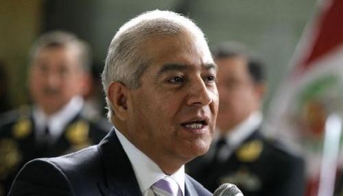 Ministro Pedraza: 'Seguridad ciudadana no está en emergencia'