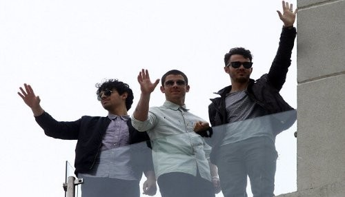 Jonas Brothers gira por Sudamérica y su paso por Viña del Mar [FOTOS]