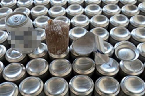 México: narcos usan cañón para lanzar paquetes de marihuana hacia California