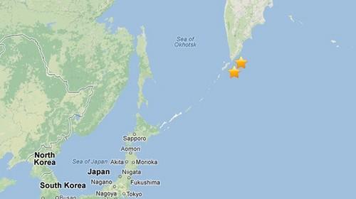 Dos sismos sacuden nuevamente la península rusa de Kamchatka