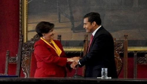 Ollanta y Susana: Tal para cual
