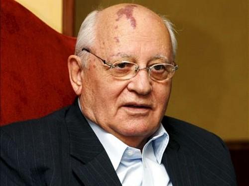 Mijaíl Gorbachov pide que regrese la Unión Soviética