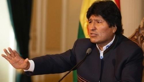 ¿La reelección de Evo Morales es para aplicar qué programa?