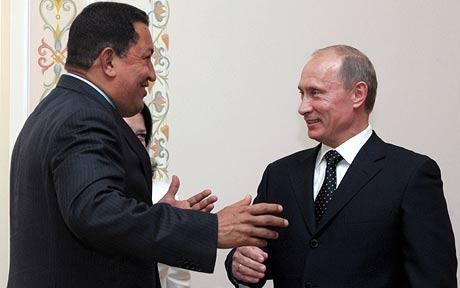 Vladimir Putin: Hugo Chávez fue un amigo fiel de Rusia