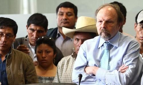 Ex premier Salomón Lerner: Marco Tulio es un violador que se convirtió en revocador
