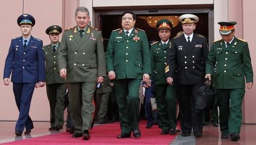 ¿Rusia pobdrá sus buques de guerra en los puertos de Vietnam?
