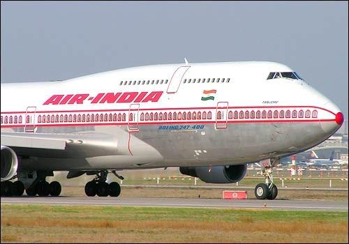 Avión de la empresa Air India chocó con otro avión en el aeropuerto internacional John F. Kennedy de Nueva York