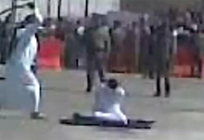 ... Saudí acepta fusilar si faltan verdugos para decapitaciones con sable