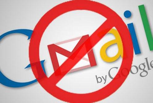 Irán bloqueó el acceso a Gmail, Google y Yahoo
