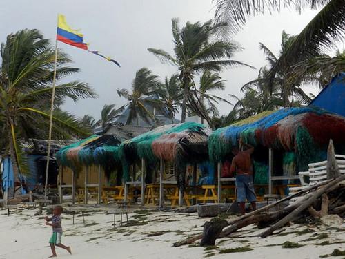 Los expresidentes de Colombia evalúan las actas sobre el litigio entre Nicaragua y Colombia por el archipiélago de San Andrés