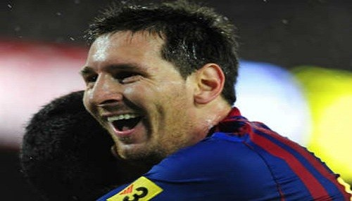 Lionel Messi: 'Necesitábamos un partido así en el Camp Nou'