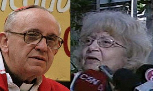Bergoglio a mujer antes de ser Papa: si no me caso con vos, me hago cura