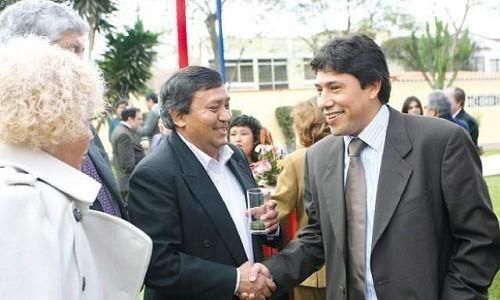 Alexis Humala habría lavado dinero en su viaje a Rusia