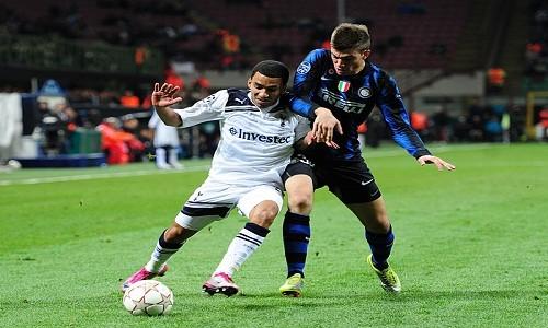 Europa League: Inter de Milán se impuso 4 a 1 al Tottenham pero quedó eliminado