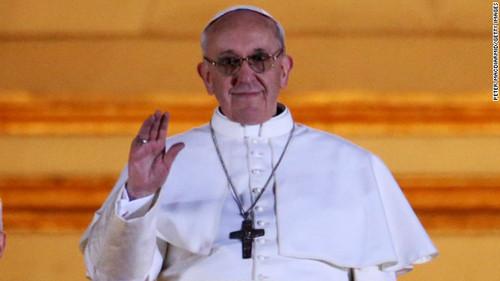 La mano de Dios es argentina [Papa Francisco]