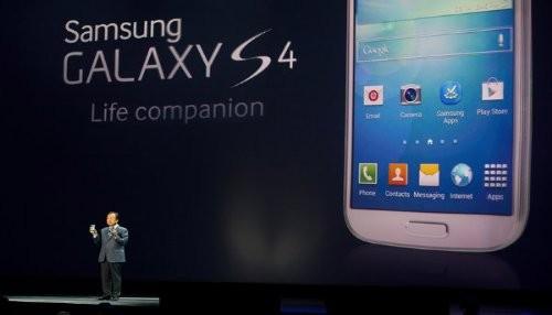 Samsung presenta el nuevo Galaxy S4