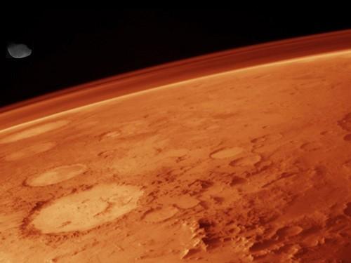 Rusia y Europa se unen para realizar una misión conjunta para llegar a Marte