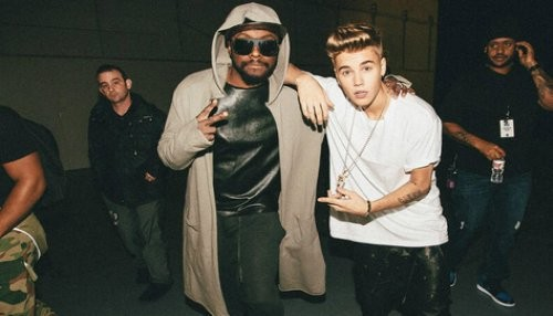 Justin Bieber lanza That Power junto a Will.i.am