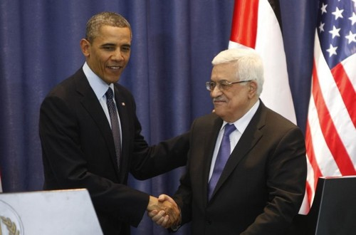 ¿Barack Obama afirmó que los palestinos merecen tener su propio Estado?