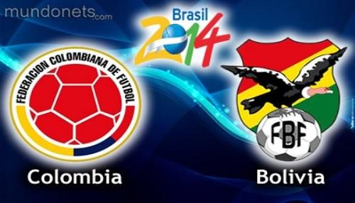 Eliminatorias Brasil 2014: Alineaciones para el partido Bolivia - Colombia