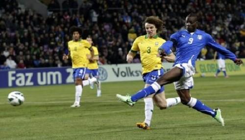 Mario Balotelli: 'El racismo me molesta'