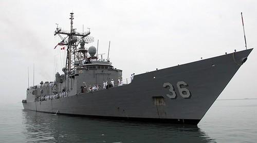 EE.UU regaló dos Fragatas a México,Tailandia, Turquía y Taiwán