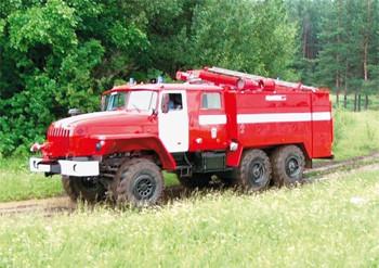 Uruguay recibe equipos rusos para la Dirección Nacional de Bomberos
