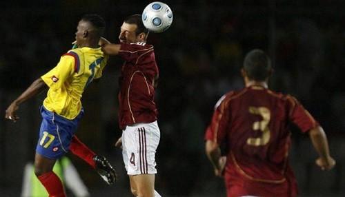 Eliminatorias Brasil 2014: Venezuela derrotó jugando de local a Colombia por 1 - 0