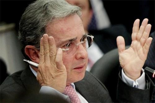 Álvaro Uribe no testificará en caso Drummond