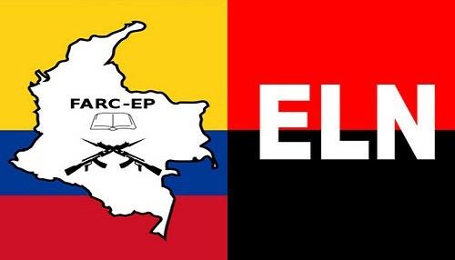 Las FARC y el ELN se unen para crear la 'patria socialista' en Colombia