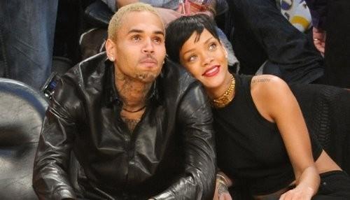 Entre Chris Brown y Rihanna todo está bien