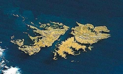 Las Malvinas desde Chile