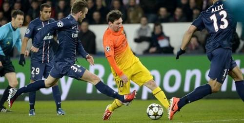 Barcelona se dejo empatar contra el PSG